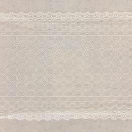 Bande jacquard soie 15 cm - 288