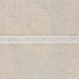 Bande rachel blanche 1,3 cm - 288