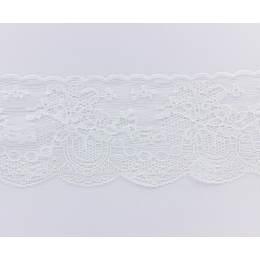 Bande rachel blanc 10 cm - 288