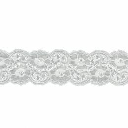 Bande rachel lycra blanc 5 cm - 288