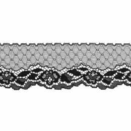 Dentelle noir 5,5cm - 288