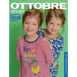 Ottobre Design® enfant 56-170cm printemps 2016 - 314