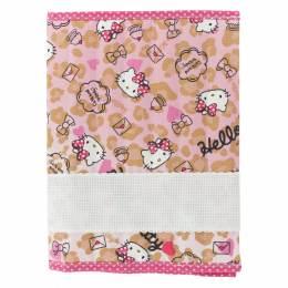 Protège carnet de santé motif Hello Kitty - 327