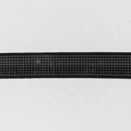 Baleine rigilène 12mm noir - 33