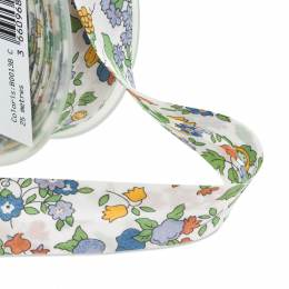 Biais Liberty Fabrics organic nancy ann - 34