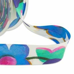 Biais Liberty Fabrics Tana Lawn® Love pop - 34