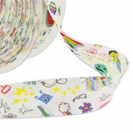 Biais Liberty Fabrics Tana Lawn® Children - 34