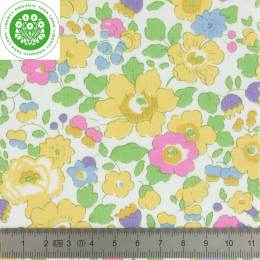 Tissu Liberty Fabrics Organic Coton Betsy - 34