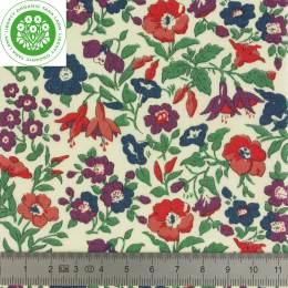 Tissu Liberty Fabrics Organic Coton Mamie - 34