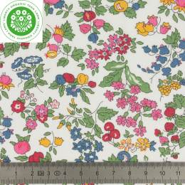 Tissu Liberty Fabrics Organic Coton Nancy Ann - 34