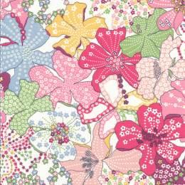 Tissu Liberty Fabrics Tana Lawn® Mauvey - 34