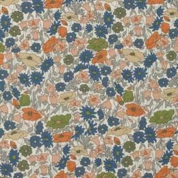 Tissu Liberty Fabrics Tana Lawn® Poppy Forest - 34