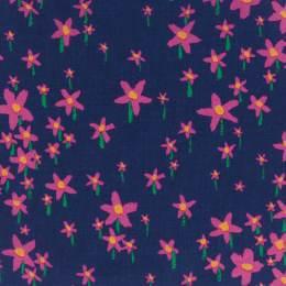 Tissu Liberty Fabrics Tana Lawn® Starry night - 34