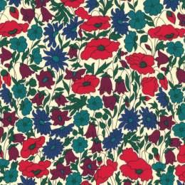 Tissu Liberty Fabrics Tana Lawn® Poppy Daisy - 34