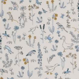 Tissu Liberty Fabrics Tana Lawn® Theo - 34