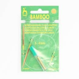 Jonction de rallonge pour bambou or - 346