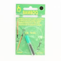 Jonction de rallonge pour bambou noir - 346
