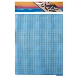 Canevas plastique 32,50 x 25 cm ciel - 346