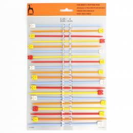 Aiguille tricot enfant (carte 10 paires) - 346