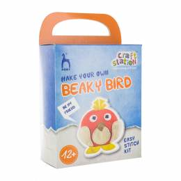 Kit Beaky Bird rouge-écru - 346