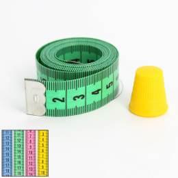Mètre ruban de 150cm + dé 16mm - 346