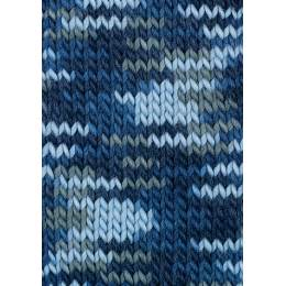 Laine filzi color 10/50g ozean - 35