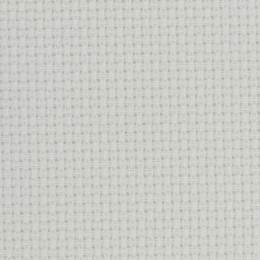Toile aida 180cm (5,5p/cm) blanc