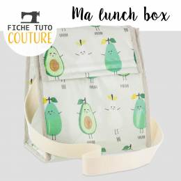 "10 fiches tuto "" lunch box"" - 399"