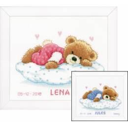 Kit naissance point cpté ours - 4