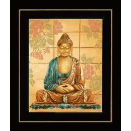 Kit au point compté bouddha  - 4
