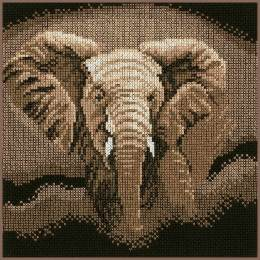 Kit au point compté elephant chassant - 4