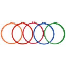 Cercle à broder ø 18 cm (p.5pc) - 4