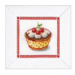 Kit miniature petit gâteau à la cérise - 4