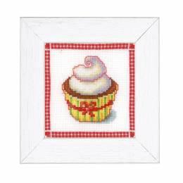 Kit miniature petit gâteau à la crème - 4