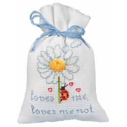 Kit sachet coccinelle sur une fleur - 4