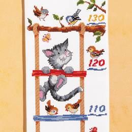 Kit au point compté plaisir de chat - 4