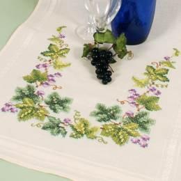 Kit chemin de table guirlande de fleurs - 4