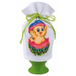 Kit cache-oeuf pâques - 4