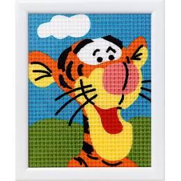 Kit tapisserie disney tigrou - 4