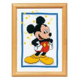 Kit au point compté mickey mouse aida - 4