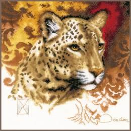 Kit au point compté léopard  - 4