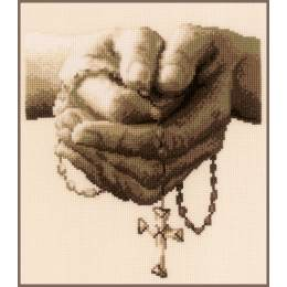 Kit au point compté prier les mains - 4