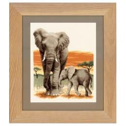 Kit au point compté éléphants en route aida - 4