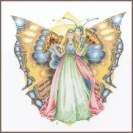 Kit au point compté papillons  - 4