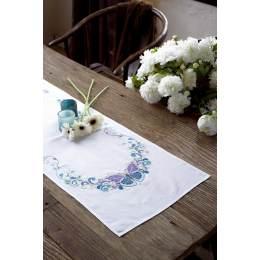 Kit chemin de table splendeur de papillons - 4