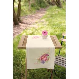 Kit chemin de table dahlias - 4