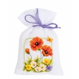 Sachet fleurs de printemps sau aida - 4
