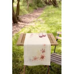 Kit chemin de table magnolias - 4