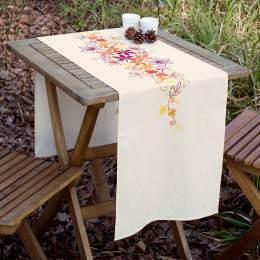 Kit chemin de table feuilles d'automne - 4
