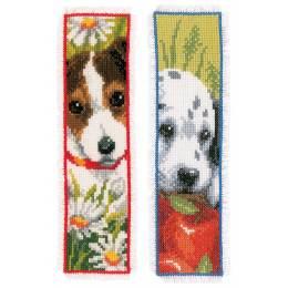 kit marque-pages dogs lot de 2 - 4